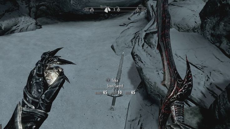 Theory of what happened to the Bethesda Dragonborn (The one from the official Skyrim Trailers) #games #Skyrim #elderscrolls #BE3 #gaming #videogames #Concours #NGC