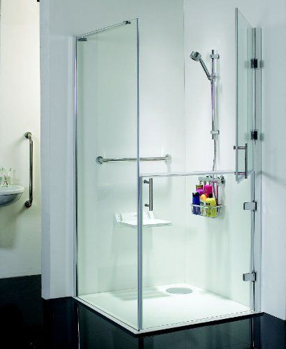 15 best images about bathroom shower designs on pinterest for Bathroom ideas amazon