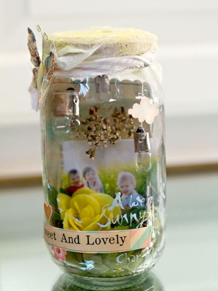 Capture Awesome Memories in a Jar – DIY