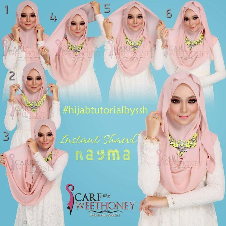 How To Wear Hijab Step By Step 2min