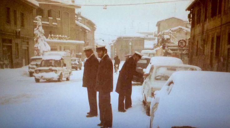 Neve di un tempo passato