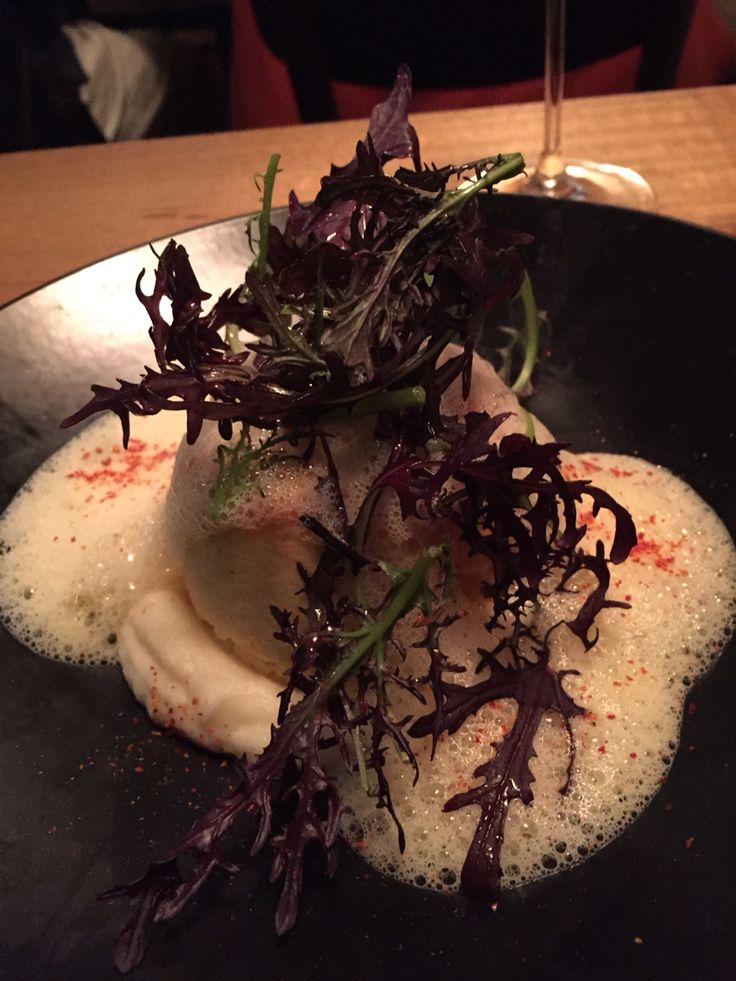 Cheese soufflé at Hell of the North, Fitzroy, Melbourne