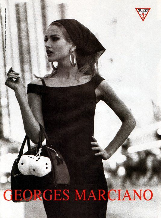 Karen Mulder (Photography by Ellen von Unwerth)