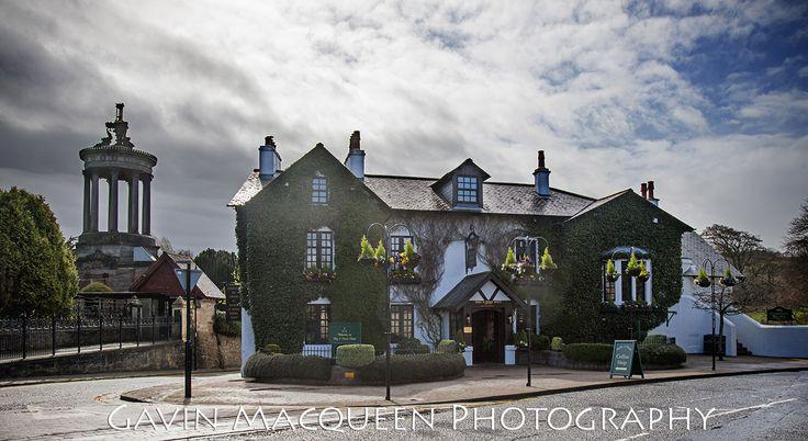 The Brig O'Doon House Hotel, Alloway, Ayrshire.