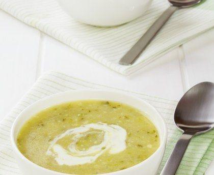 Soupe de légumes poêlés : Recette de Soupe de légumes poêlés - Marmiton