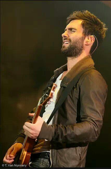 Adam Levine ooooohhh boy