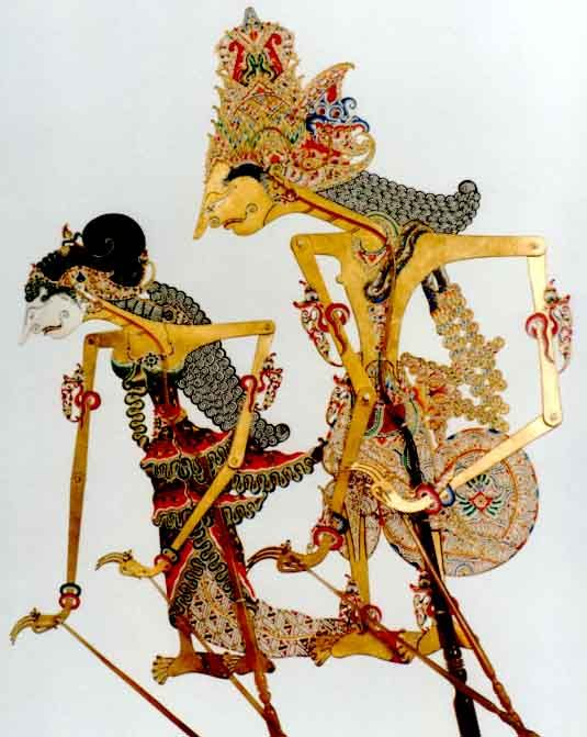history of wayang Other stories from indonesian history and myth are other types of wayang plays include wayang lemah, similar to wayang kulit but taking place in.