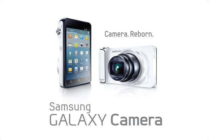 Samsung cameras go Social