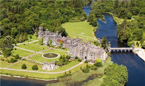 Ashford Castle, A Fairytale Castle in Ireland