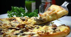 ¡Siempre crujiente! Cómo calentar una pizza en el microondas