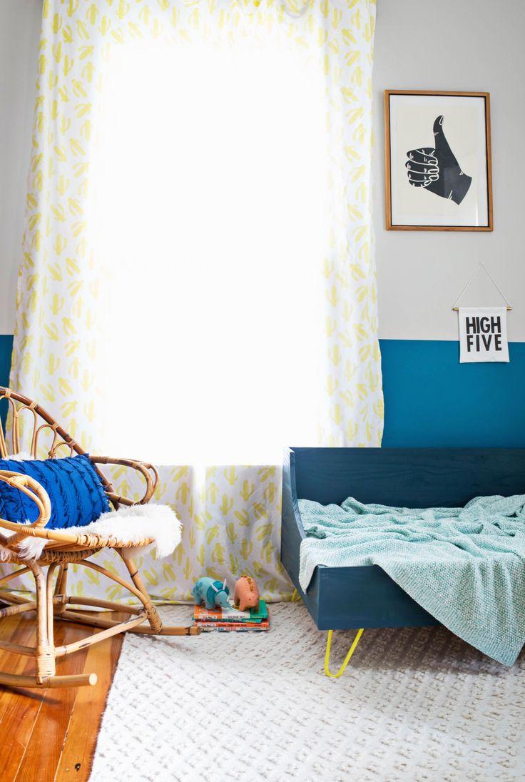 best  modern toddler beds ideas on pinterest  contemporary  - modern toddler bed diy – a beautiful mess