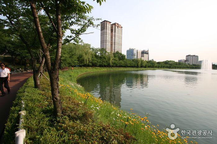 Songpa Naru Park (Seokchon Lake)