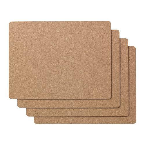 IKEA - AVSKILD, Tablett, Skyddar bordsytan och minskar slammer från tallrikar och bestick.