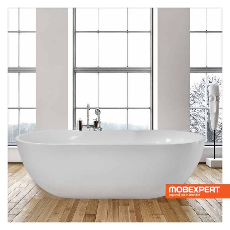 Cada Aqua este realizata din acril sanitar, care necesita eforturi reduse la instalare - nu are nevoie de mască și nici nu trebuie să fie îngropata în podea. Suprafața dură, fără pori, a acrilului împiedică apariția mucegaiului sau a bacteriilor, astfel că Aqua este totodată și o soluție eficienta din punct de vedere al igienei. #mobexpert #mobilier #baie