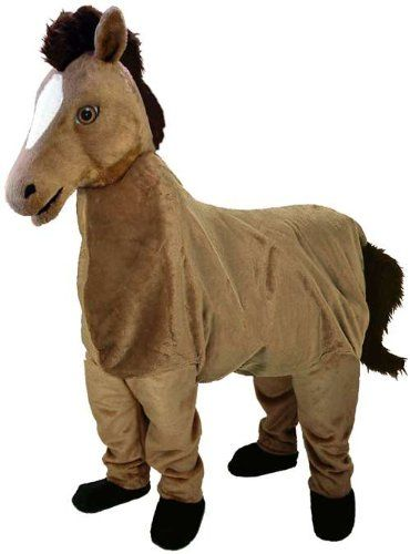 Horse Costumes for Two People
