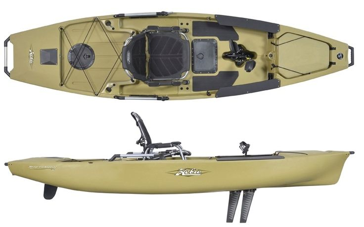 Hobie pro angler 12 google search fishin boats for Fishing kayak sale