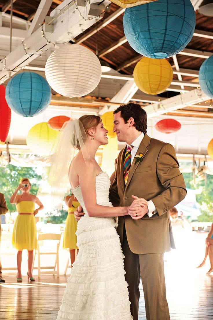 Fun Fair Wedding Ideas (BridesMagazine.co.uk)