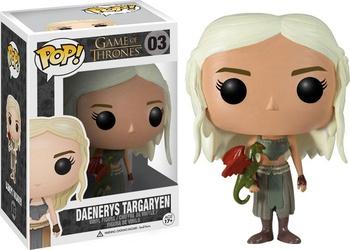 Game of Thrones - Daenerys Pop! Vinyl Figure By Funko - - - Popcultcha