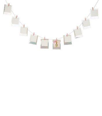 £4.99 - Holographic design- Peg fastening- Photo frame design