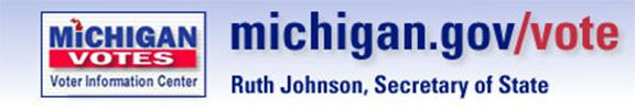 Are you registered to vote in Michigan? Register to vote in the next election, learn how to vote by absentee ballot, get a preview of what will be on the ballot in your community.