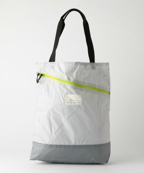 - EN ROUTE   GREGORY TOTE LT - GREGORY (Gregory) TOTE LT Lightweight packable tote bag. Since the bottom part is solid with a two-layer structure, it is recommended as a sub-bag of a scene where luggage such as run and fitness going back to the company increases as well as daily use. If it is stored in the included pouch it can be stored compactly. (Capacity 14 L) GREGORY / GREGORY Backpack brand that Wayne Gregory who invented various gears for various outdoor makers, founded in 1977 in...