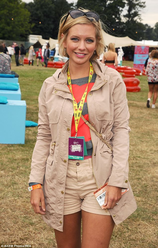 rachel riley English television presenter