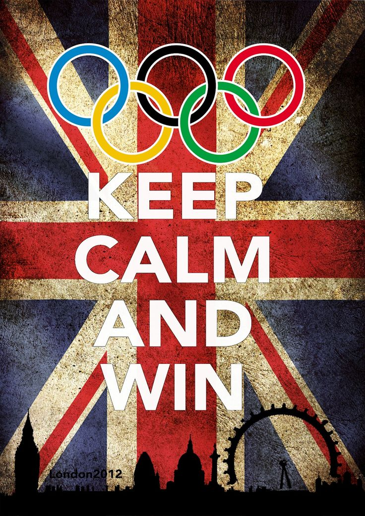Who doesn't love the Olympics!!! Go Team GB!