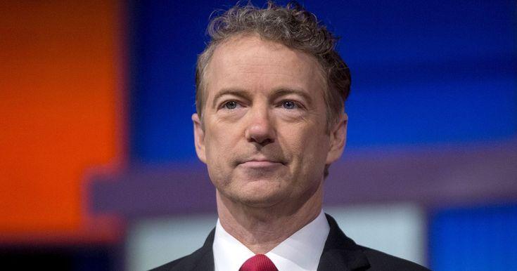 Rand Paul Blocks Speedy Passage of 9/11 Responder Funding Bill: 'We Need to Address Our Debt'