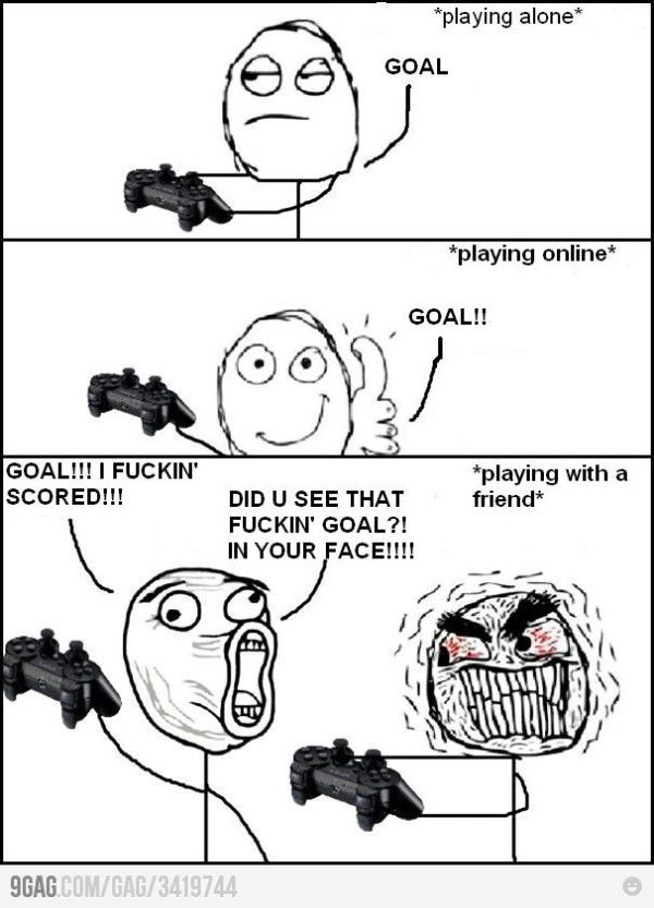 Fifa Soccer funny comic...