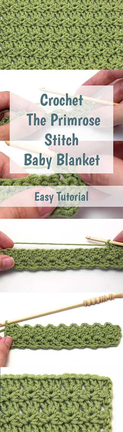 Want to crochet the primrose stitch baby blanket? Then this simple, easy and free tutorial with a video for beginners is what you need! | Free Crochet Tutorials For Beginners | Beginners Crochet VideoTutorials From Youtube | Crochet Stitches | Free Crochet Patterns | Free Crochet Projects & Crochet Ideas | Free Basic Crochet Stitches | Easy & Simple Crochet Tutorials | Crochet Video Tutorials | Crochet Baby Blankets Free Video Tutorial For Beginners | #crochet #crocheting #crochetlove…