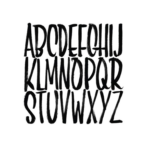 type tuesday: Christopher Rouleau — UPPERCASE