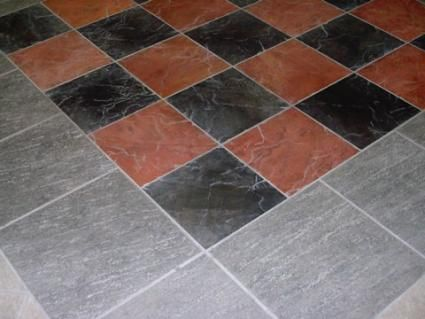 How to apply grout