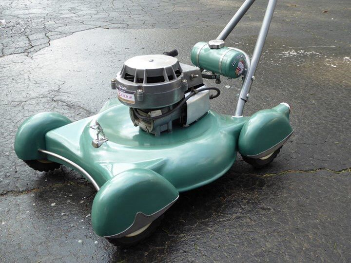 12 best machines images on pinterest lawn mower grass cutter and fiftiserie fandeluxe Gallery