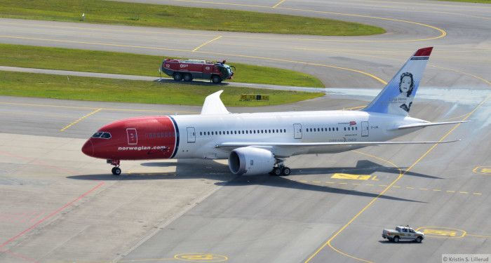 Flight report: Norwegian's Dreamliner from Oslo to New York