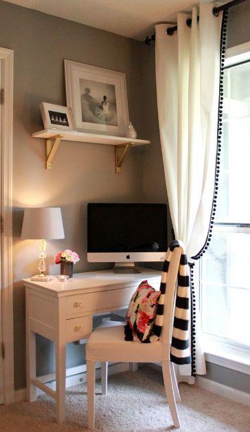 Una oficina perfecta en tu casa