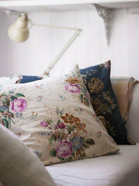 My Ralph Lauren fabric, maybe?