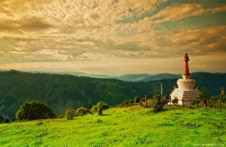 Chitre Gumpha - India / Nepal Border