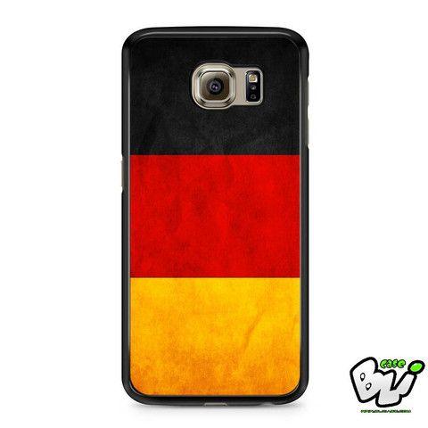 Germany Flag Samsung Galaxy S7 Case