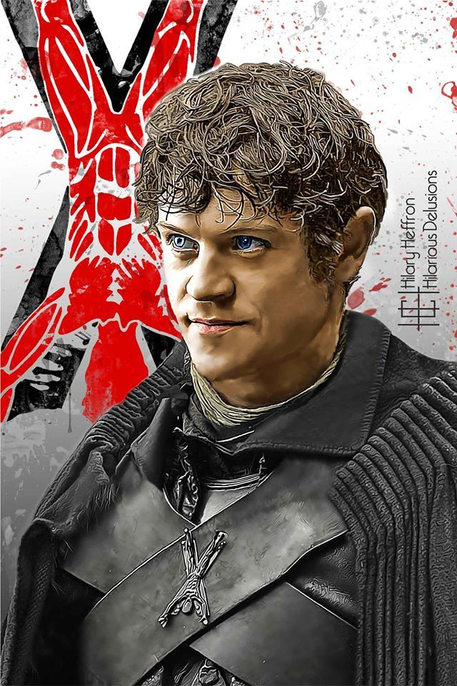 Ramsay Bolton | Game of Thrones - am i the only one who thought he was kinda hot and wasn't bothered by all his psychotic shit and was sad when he died