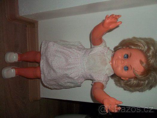 chodící panenka - 1