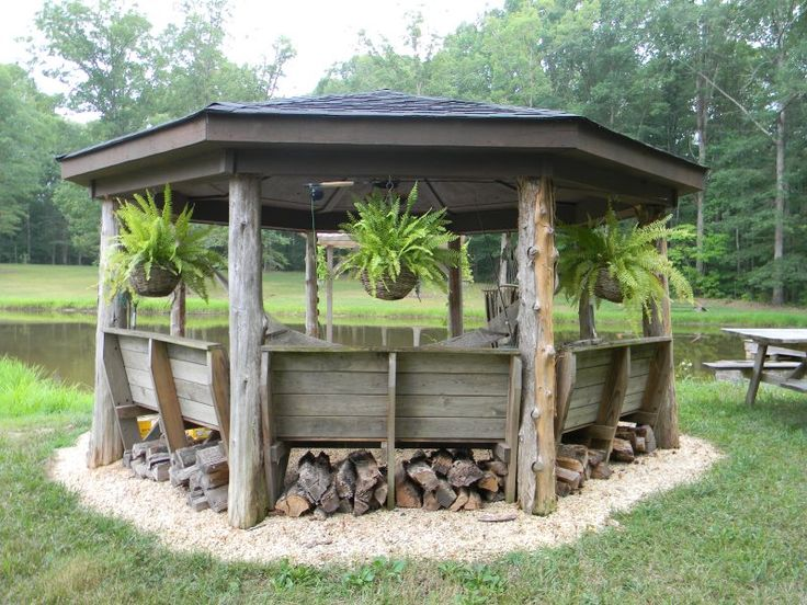 17 Best Gazebos Images On Pinterest Gazebo Ideas Backyard Ideas And Outdoor Ideas