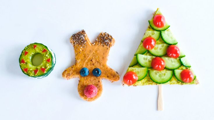 Little Treasures Magazine: Healthy Christmas toddler snacks