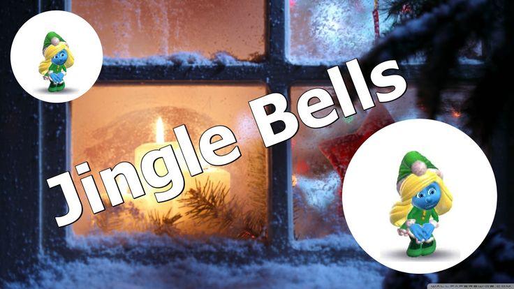 Jingle Bells, Jingle Bells Smurfette Sisters from Zoobe  english