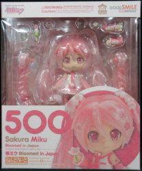 グッドスマイルカンパニー ねんどろいど ボーカロイド/キャラクターボーカルシリーズ 500 桜ミク(初音ミク) ブルームドインジャパンver/Sakura Miku(Hatsune Miku) -Bloomed in Japan ver-