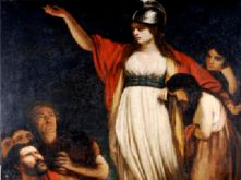 Boudicca: Keltische koningin en opstandelinge