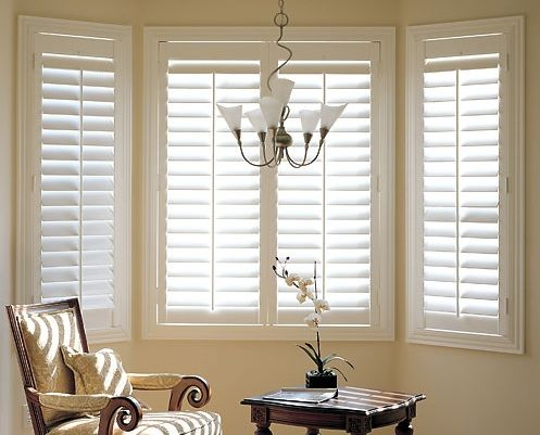 Beautiful Wooden Shutter Blinds T To Design Decorating