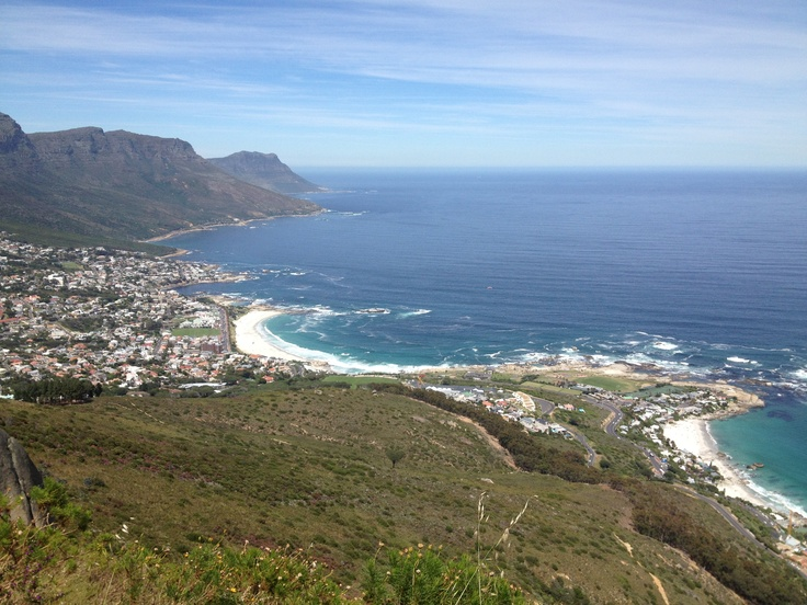 Lions head...cape town ...south Africa :)