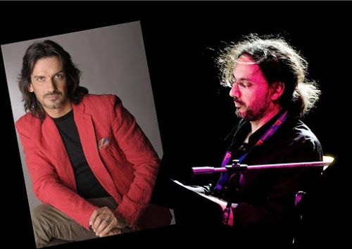 Petit Journal... Two artists on stage André Maia & Marios Strofalis | Smile Greek