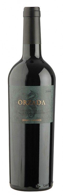 Orzada Cabernet Franc 2011