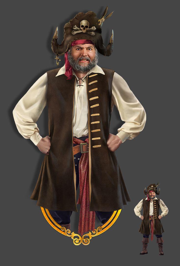 evil pirate (2014)